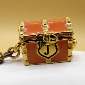 Rare Juicy Couture Treasure Chest Jewels Charm